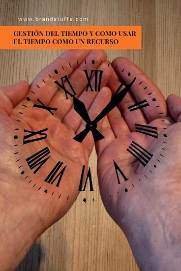 Productividad y la gestión del tiempo