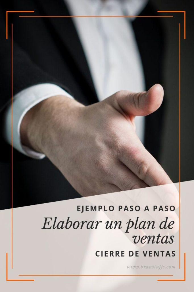 paso a paso y ejemplo para elaborar un plan de ventas