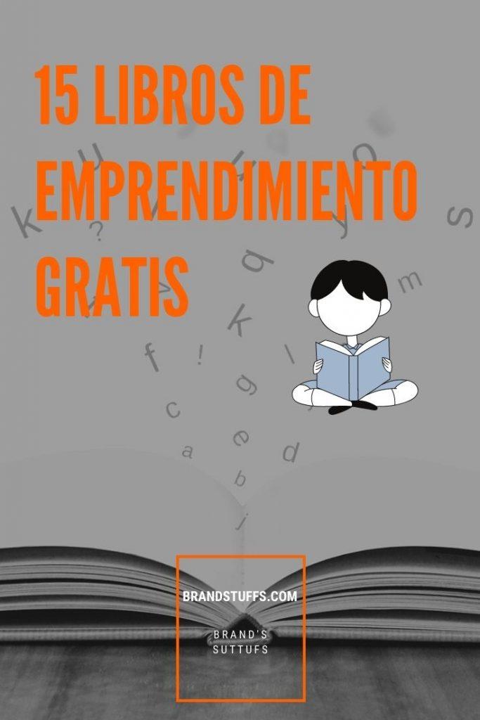 15 libros de emprendimiento gratis